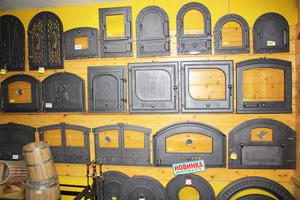 Печные дверцы. Классификация дверок для печей
