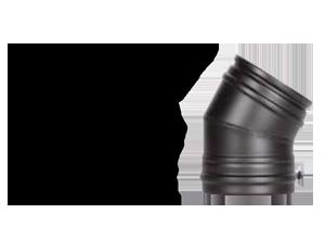 Отвод - 30 Schiedel Permeter