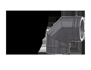 Отвод-90 Schiedel Permeter